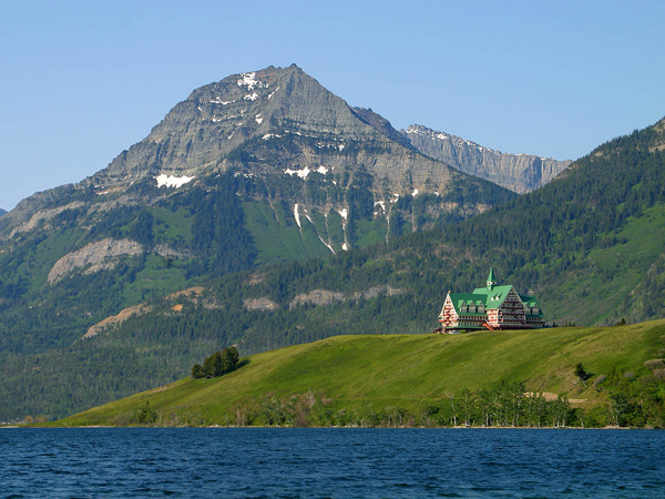 Waterton park