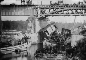St. Hilaire train disaster