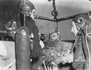 lancaster pilot