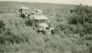 The Citroën half-tracks, designed and supplied by Bedaux's friend, car manufacturer Andre Citroën