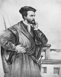 jacques cartier - potrait