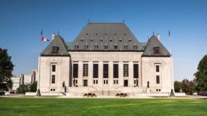 Supreme Court of Canada, Ottawa, Ontario.