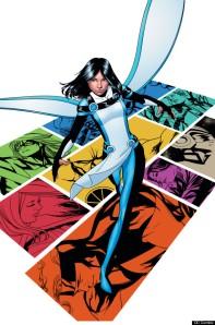 canadian super heroes - equinox