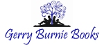 logo - gerry burnie books - couple