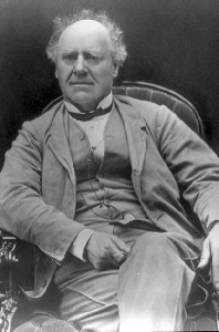 Joseph Howe (1804 - 1873) .The Nova Scotian patriot par excellence, Howe could use his oratorical powers to influence his compatriots as no other man has ever done