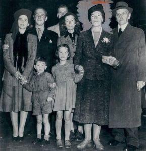 The  Kulikovskys  in exile.