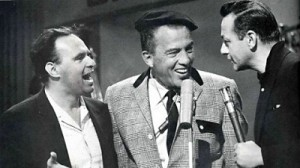 Wayne and Shuster were one of Ed Sullivan's favourite comedy act -- they appeared on the Ed Sullivan Show a record 67 times.