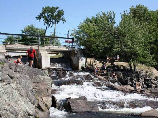 Save Bala Falls! Click on the picture of Bala Falls to sign the petitions. Thank you.