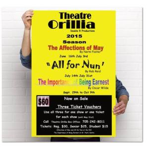 orillia theatree billboard