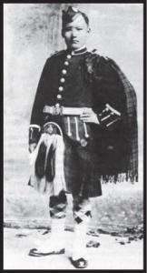 John Shiwak, Inuit soldier (1889 - 1917)