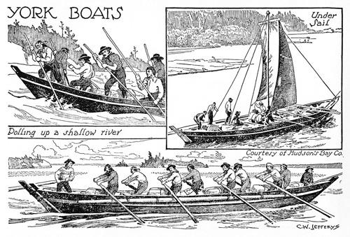 york boats - jeffries